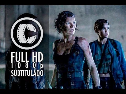 Resident Evil: The Final Chapter - Official Trailer #2 [HD] Subtitulado ...