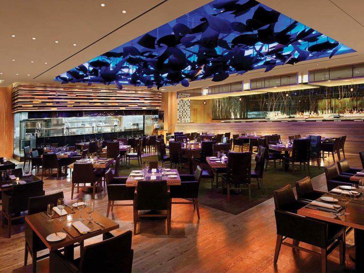Visit Michael Mina S American Fish Seafood Restaurant In Lasvegas Haute Livings Top 5 Restaurants Vegas Destinationluxury