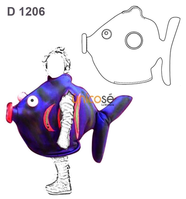 DISFRAZ DE PEZ   Disfresses peixos   Pinterest   Disfraz de pez ...