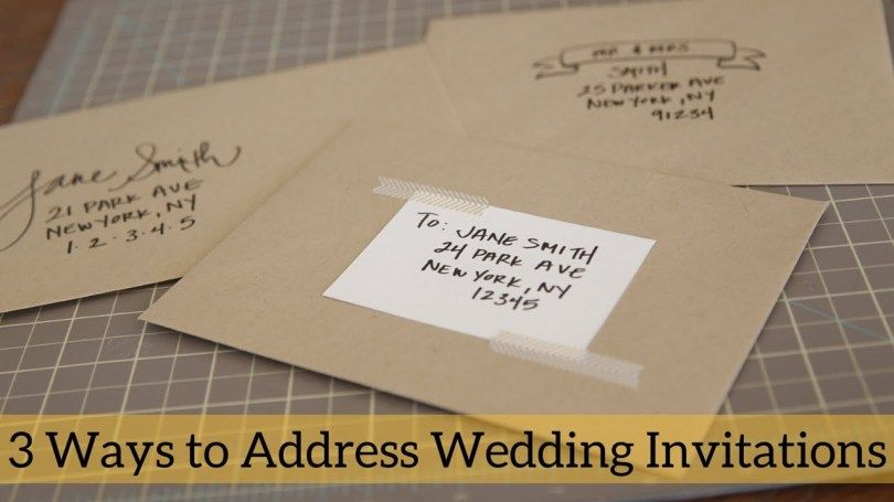 26 Awesome Picture Of Wedding Invitation Address Etiquette Addressing Wedding Invitations Handwritten Wedding Invitations Wedding Invitation Etiquette