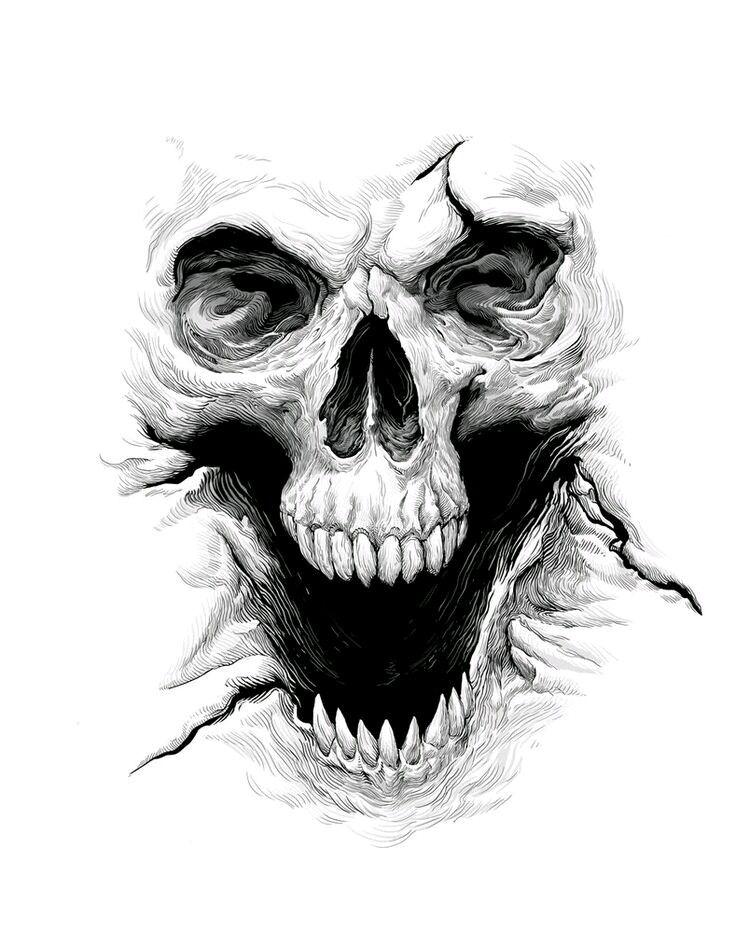 Pin Na Skulls