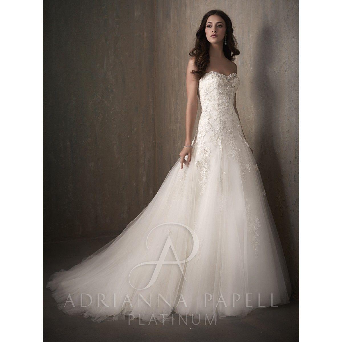 New | Style 31022 - Adrianna Papell Platinum
