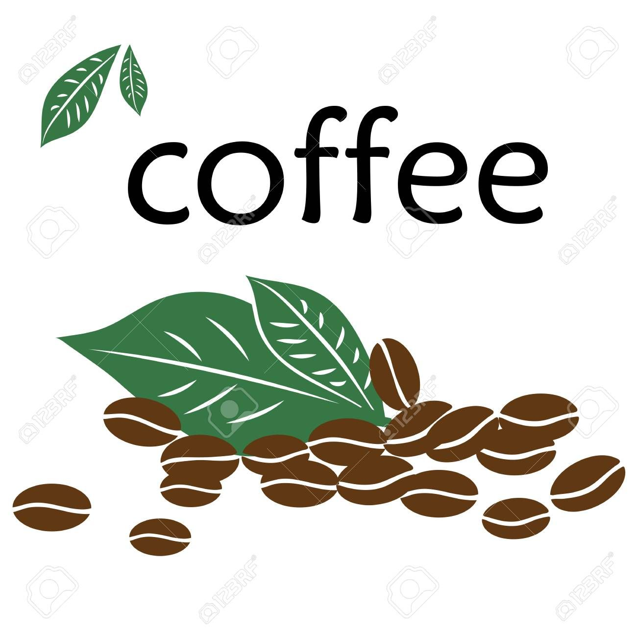 Coffee Beans With Leaves Sponsored Coffee Beans Leaves Plant Leaves Coffee Beans Plants