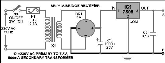 8 Candidate Quiz Buzzer Circuit Using 8051 Microcontroller