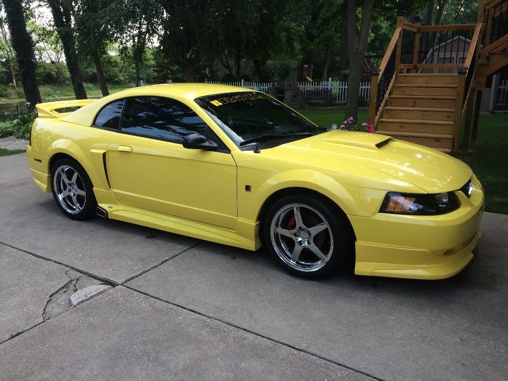2001 Ford Mustang Stage 2 Roush Ebay 2001 Ford Mustang Ford Mustang Mustang