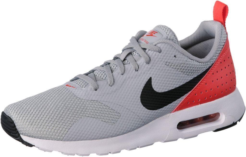Nike #Air #Max #Tavas #Sneaker #Herren #graurot | Nike