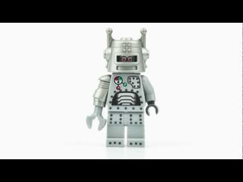 LEGO Minifigures Series 1 : Robot