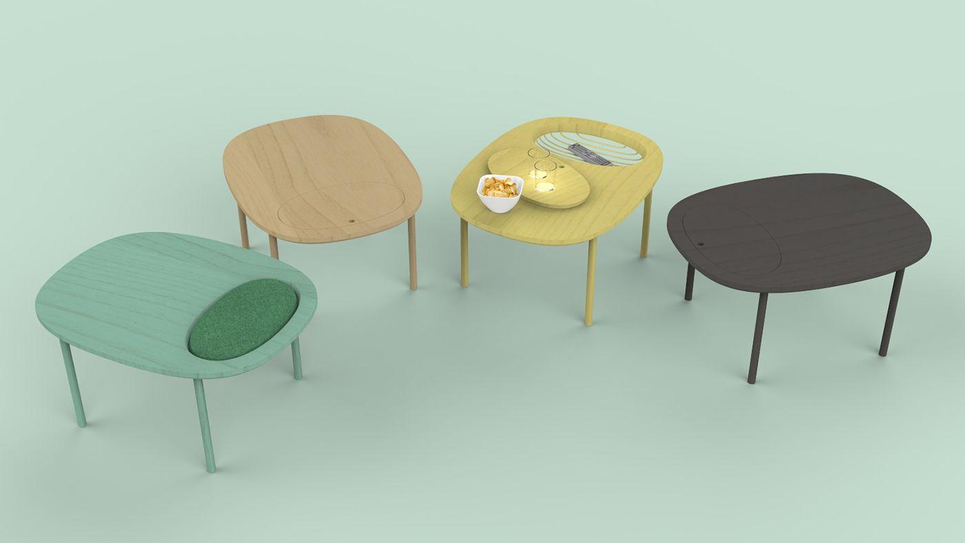 Vive On Behance Meubles Furnitures Pinterest Behance # Meble Narcisse