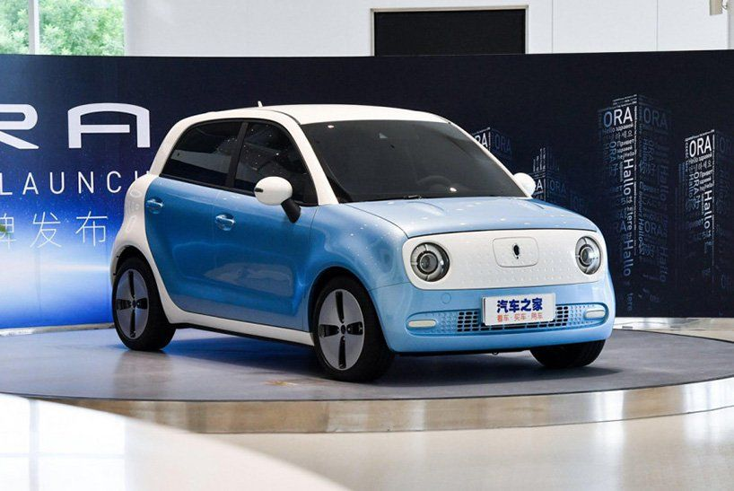 China S Great Wall Motor Debuts Ora R1 The World S Cheapest