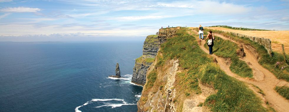 Ireland may be known for its rolling green landscapes and pints of Guinness, and there's a reason for that: the picturesque scenery and lively pubs serve as an alluring introduction to the rest of the country's colorful heritage. How will you choose to explore it?.