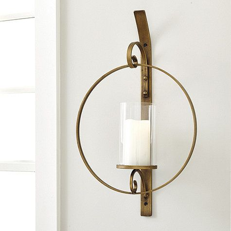 Simona Candle Sconce  St Marlo  Pinterest  Living Rooms Room Cool Candle Wall Sconces For Dining Room Decorating Design