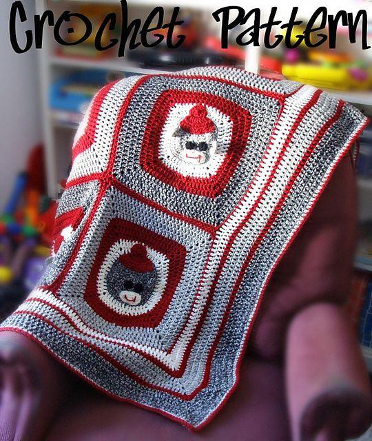 524 Sock Monkey Afghan pattern by Sandy Powers | Monkey, Afghan ...