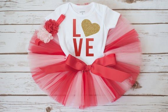 toddler outfit love outfit girl Baby girl valentines day outfit /'Lovebug/' valentines day tutu set first valentines day tutu outfit