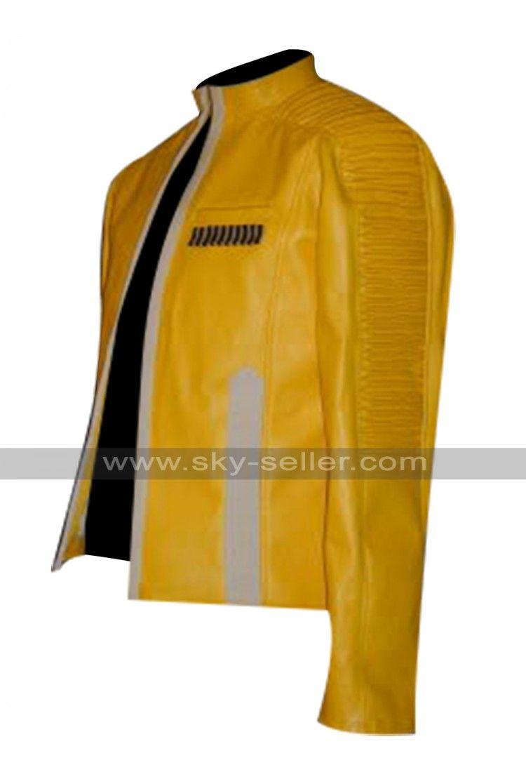Pin On Star Wars 4 Luke Skywalker Yellow Jacket