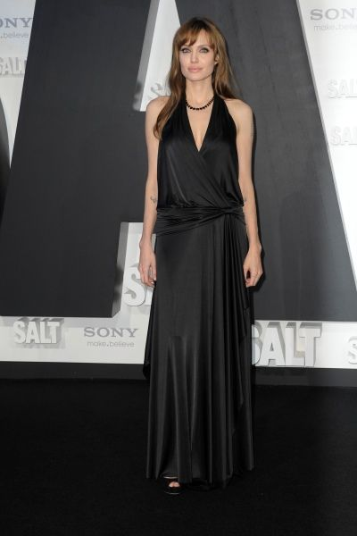 Angelina Jolie at the Berlin premiere of Salt
