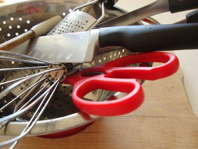 A economia cá de casa: Utensílios De Cozinha - Básicos ou Essenciais