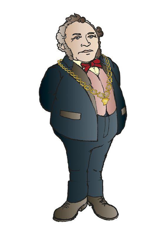 Burgemeester Jan van de Zande