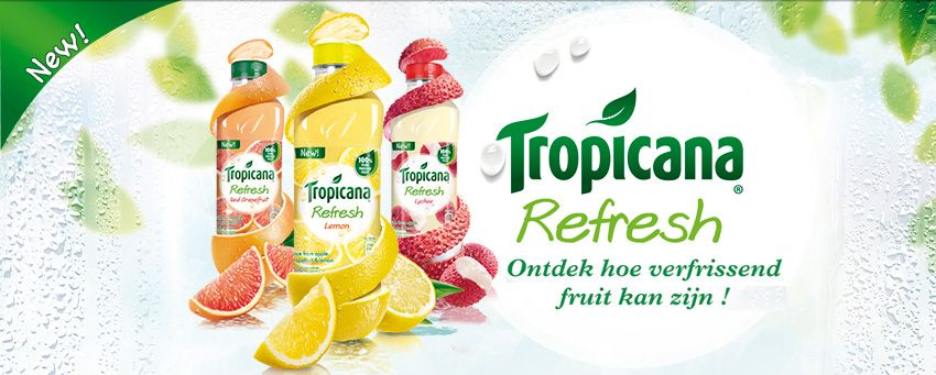 The Insiders - Tropicana Refresh