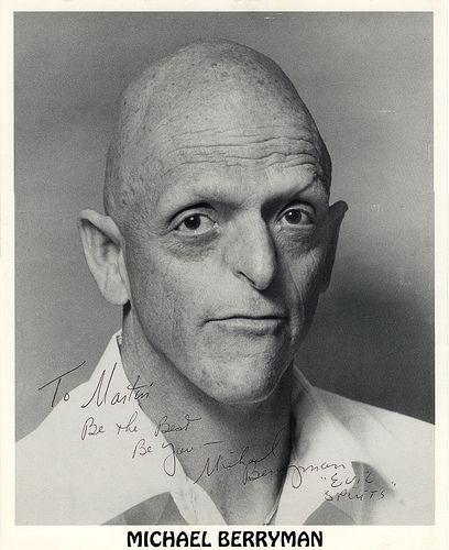 MIchael Berryman   Michael berryman, Interesting faces ...