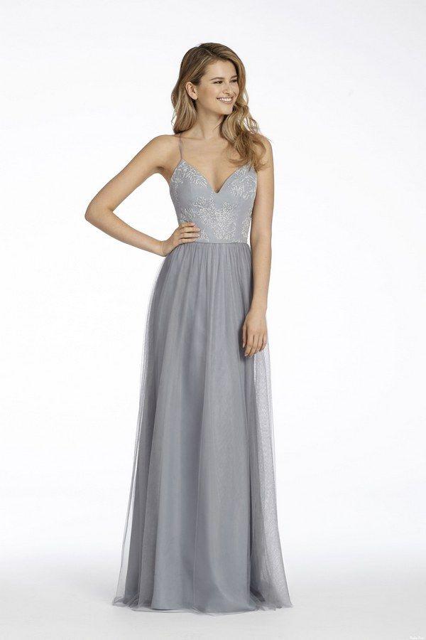 Hayley Paige Bridesmaid Dress Spring 2017