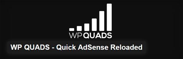 Wp Quads The Best Alternative To Quick Adsense Wordpress Plugin