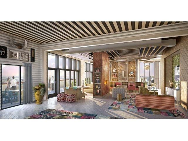 Gold Coast City Apartments In Downtown Chicago SkyClub Concept. Gold Coast  City Apartments Is A