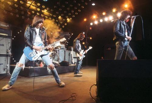 Ramones-live