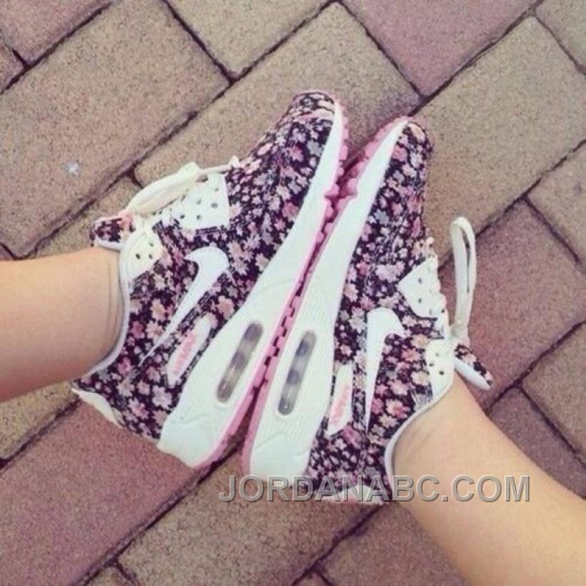 new style 9aa4e 63768 httpwww.jordanabc.commoins-cher-nike-air-max-90-femme-fleur-chaussures-factory-store-en-soldes-on-sale-233710.html  MOINS CHER NIKE AIR MAX 90 FEMME ...