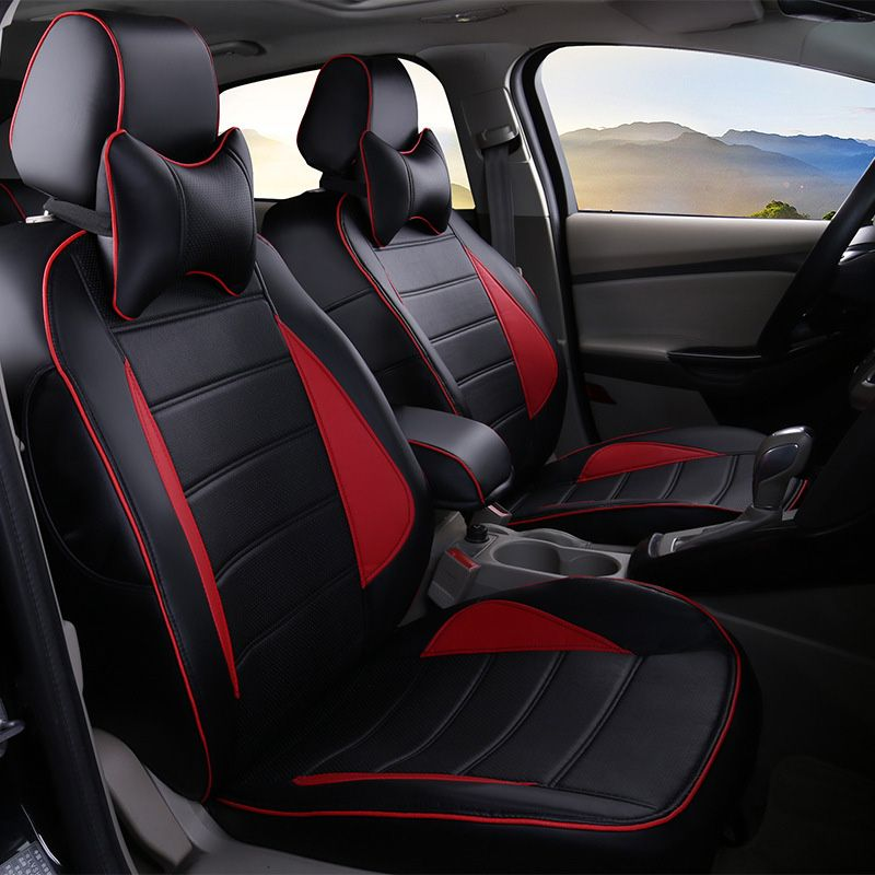 Custom made/ Leather car seat covers For Mazda 6 8 2 3 Axela ATENZA