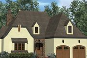 Houseplans.com European Front Elevation Plan #453-60