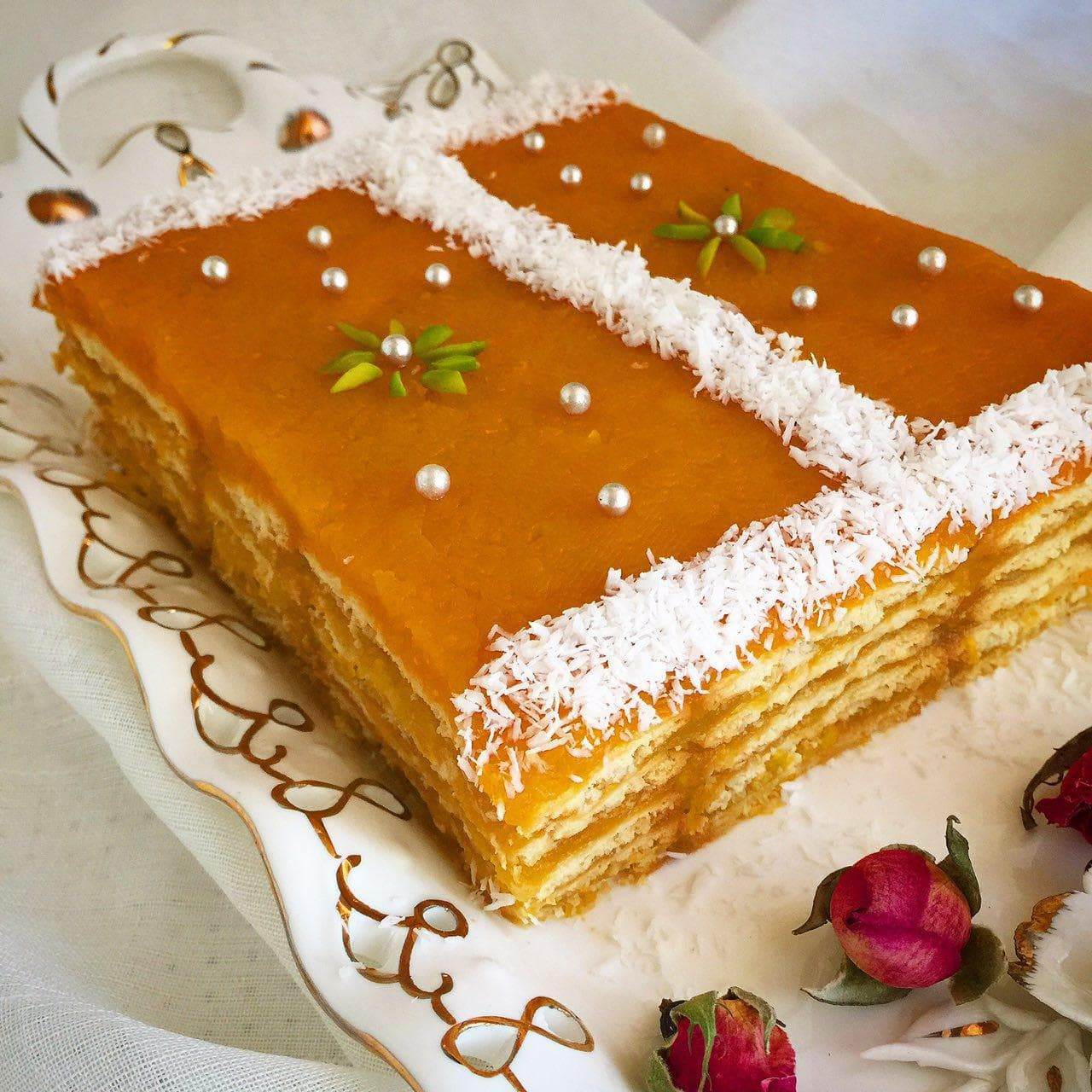 دسر كدو حلوا Recipe Dessert Recipes Food Desserts
