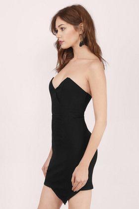 Tell It Like It Is Bodycon Dress