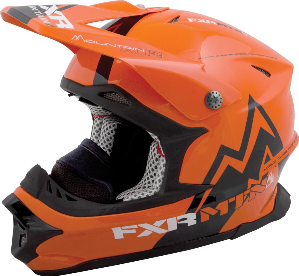 FXR Racing Snowmobile Gear Blade Super Lite MTN Air