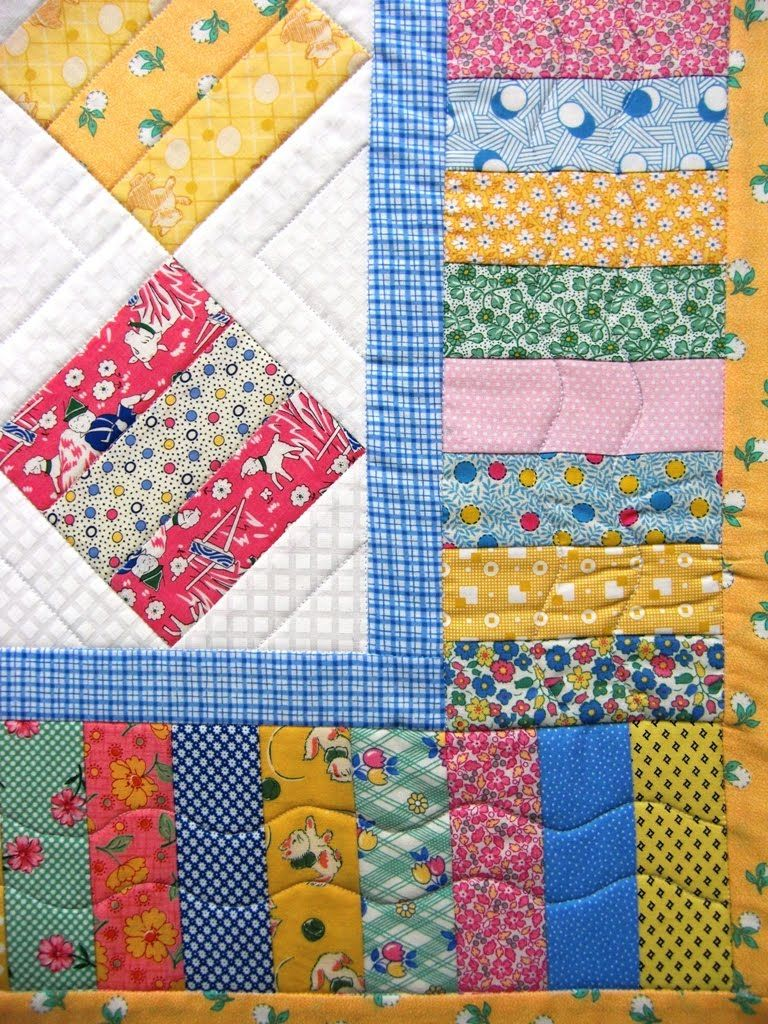 Mama Pea Quilts: Featured Quilt of the Week -