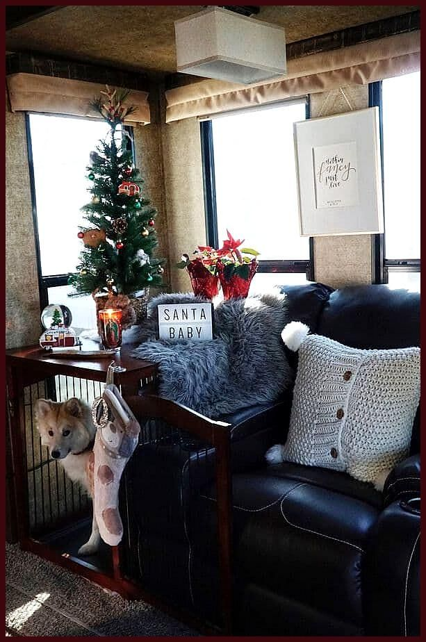 33 Amazing Christmas in the Camper RV Holiday Decoration Ideas From Busy Campers Awesome 33 Amazing
