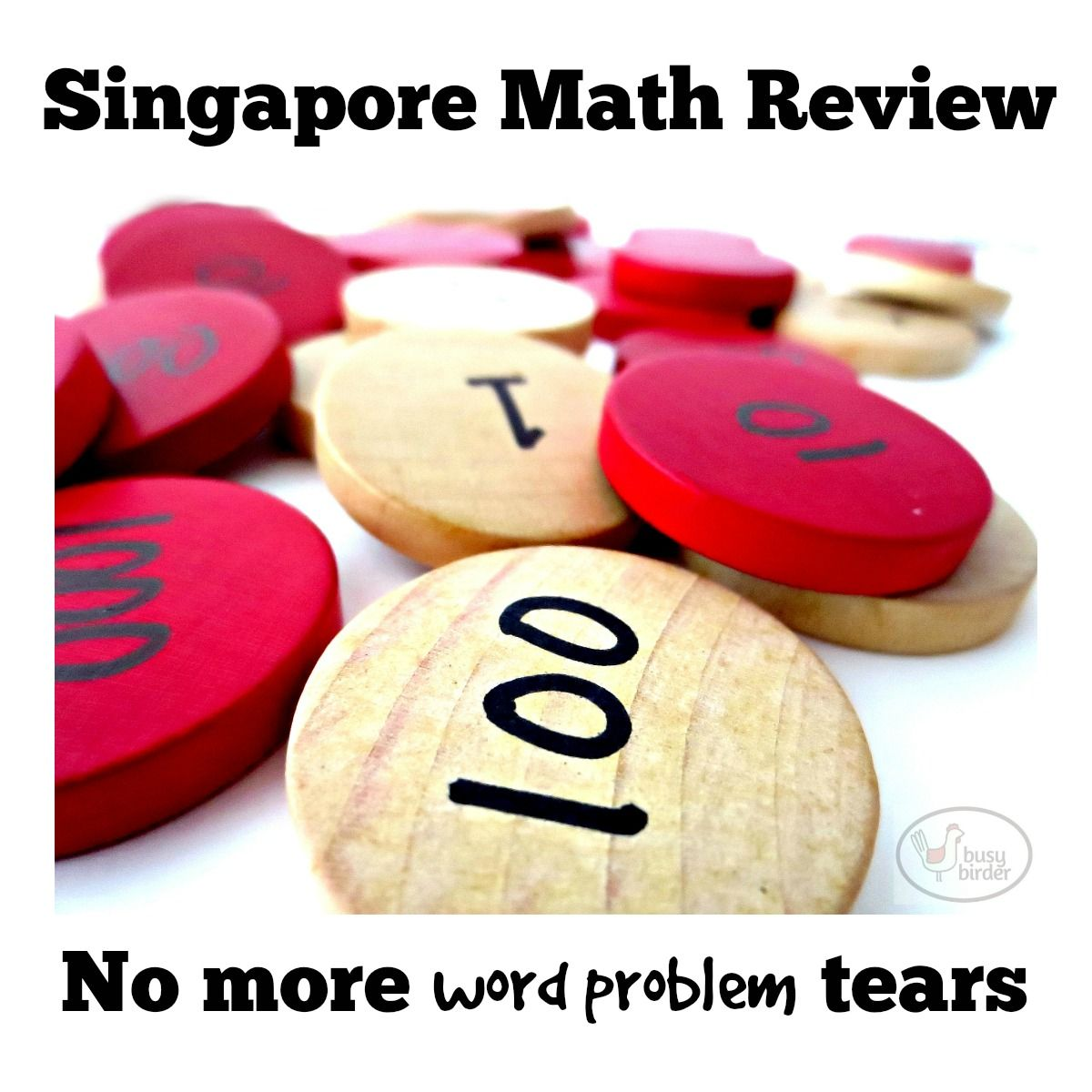 Review Of Singapore Math No More Tears For Word Problems