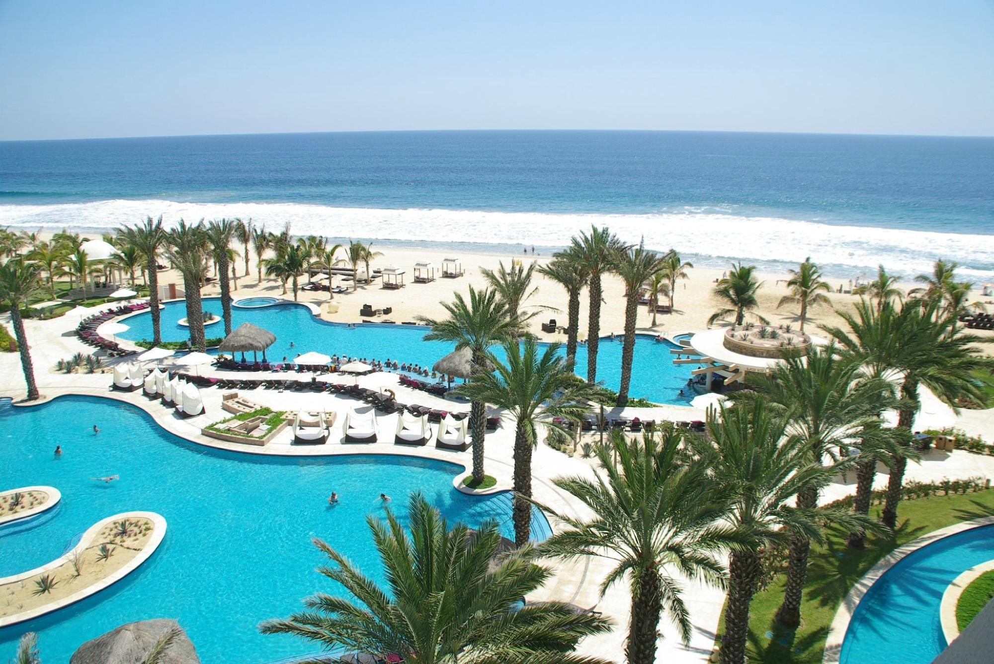 Hotel Hyatt Ziva Review Of Los Cabos San Jose Del Cabo