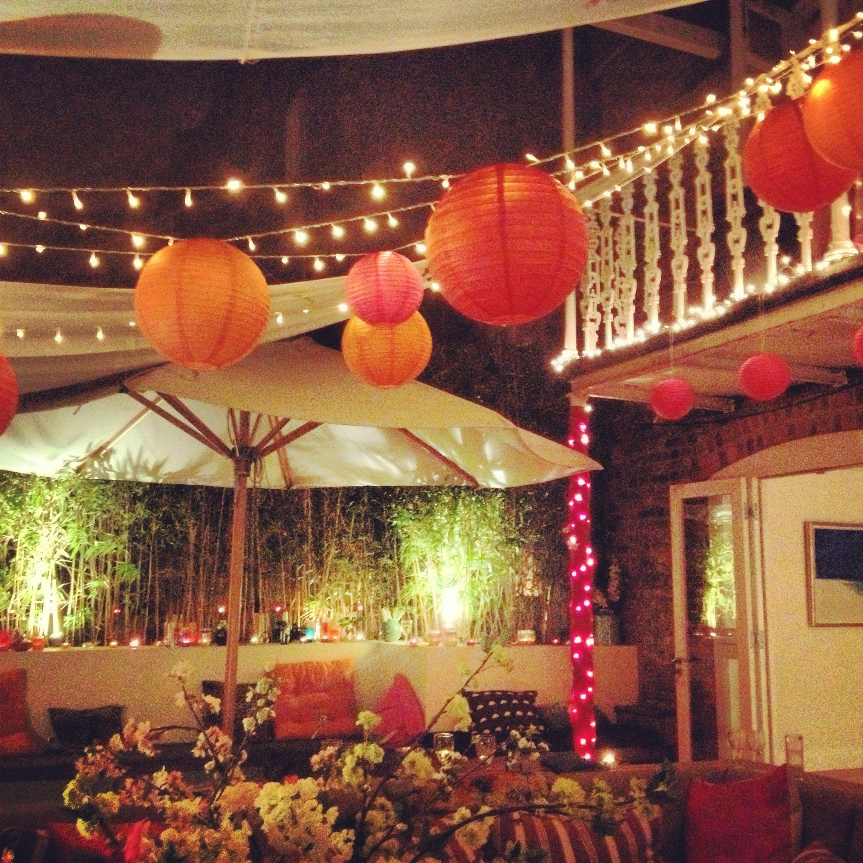 Bohemian Birthday Party! Designed My India Hessian & Co