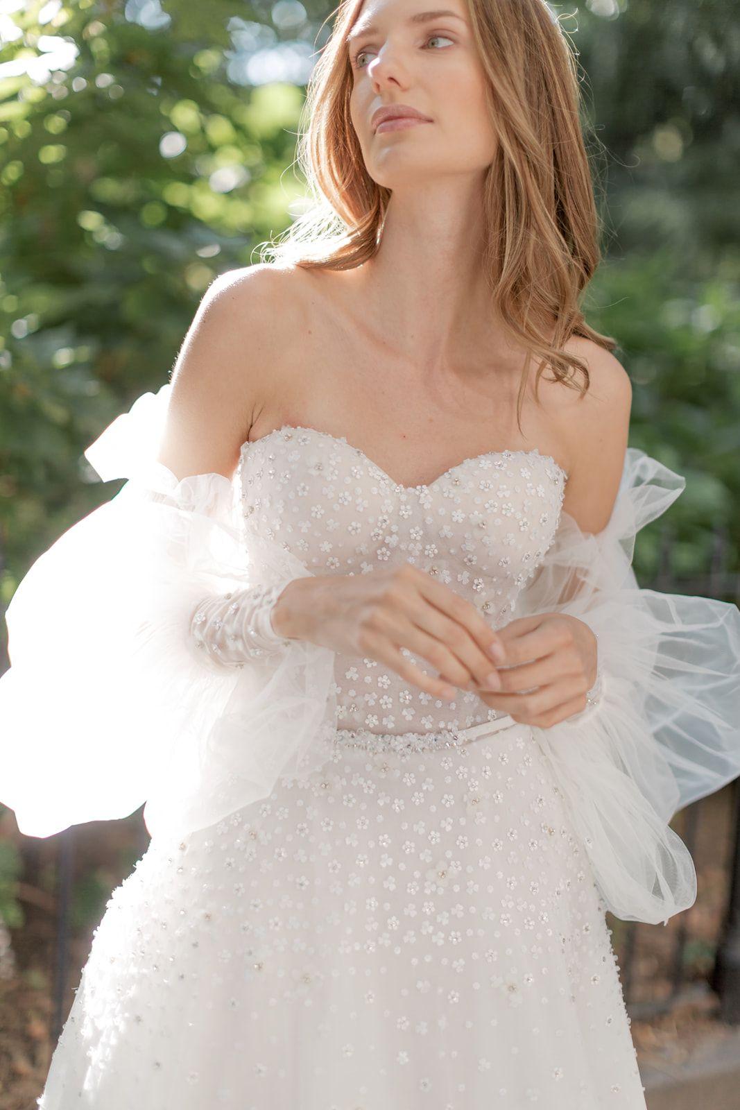 Lee Petra Grebenau Jadore Gown   Wedding dresses unique, Wedding ...