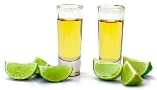 how to drink tequila shots in mexico