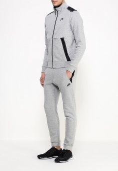 7a30cb40 Костюм спортивный Nike, цвет: серый. Артикул: NI464EMHAZ98. Мужская одежда  / Спортивные костюмы