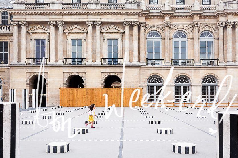 Palais Royal | Parisian Stories by Inge Barona