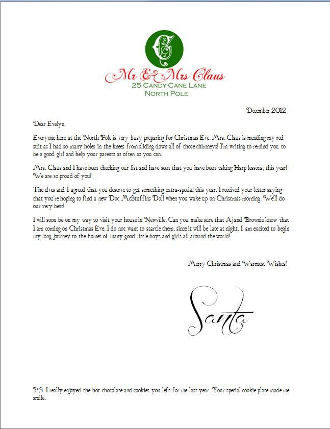 This Is The Best Free Printable Santa Letterhead And Envelope