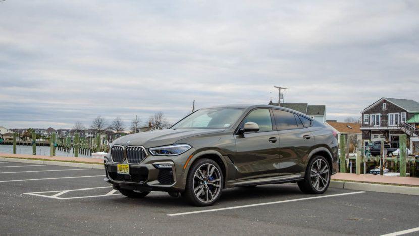 Test Drive 2020 Bmw X6 M50i Style Doesn T Need To Make Sense In 2020 Bmw X6 Bmw Audi