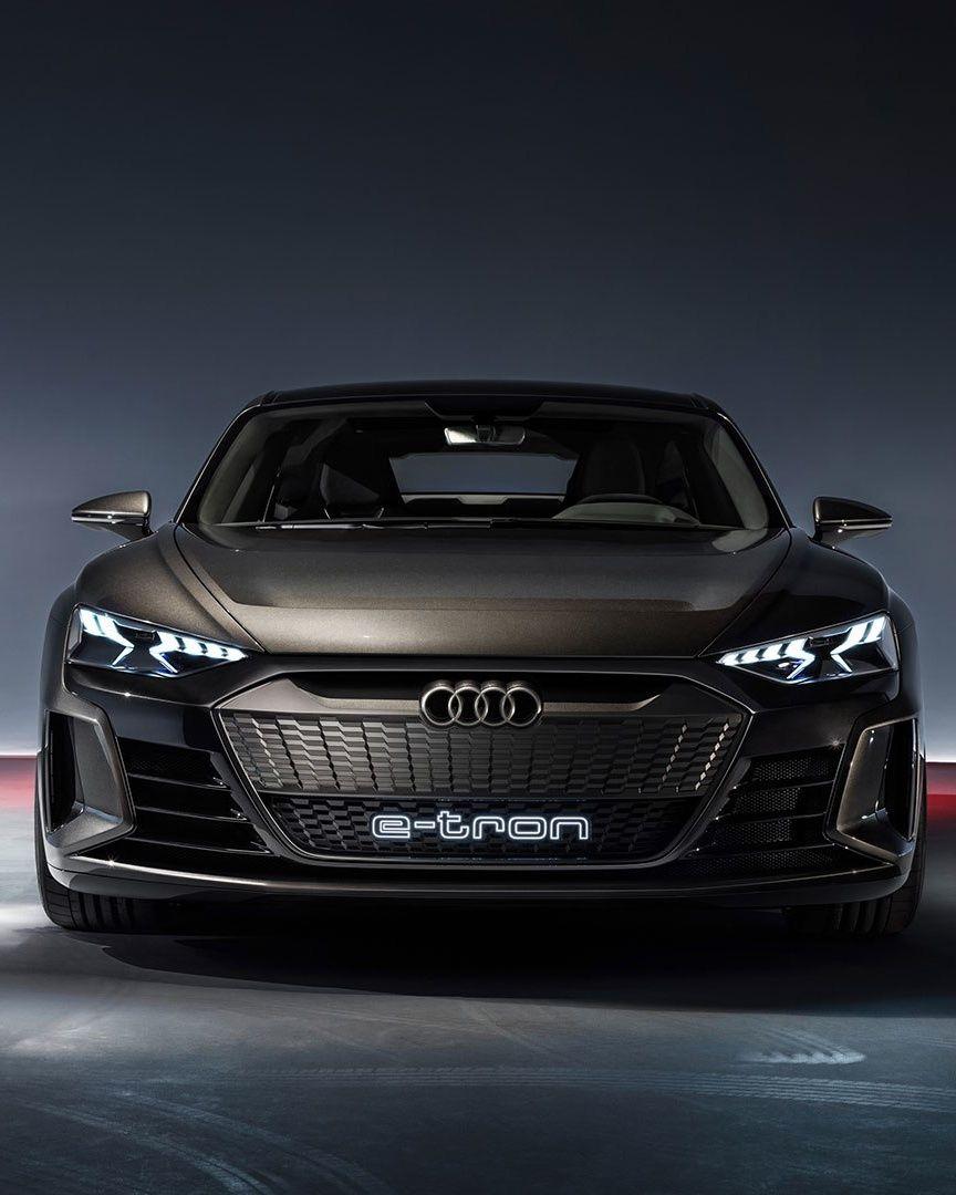 Audi E Tron Gt Concept The Man Audi E Tron Electric Sports Car E Tron
