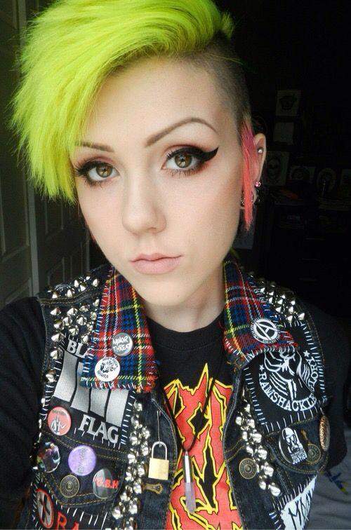 Can not transvestite glam punks pepper spray think, that