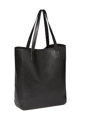Classic Black Tote $34.94 // Old navy, handbag, black handbag ...