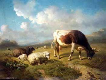 Pittori di Vasto dell'Ottocento: Giuseppe Palizzi