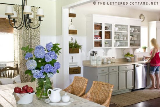 Kitchen by The Lettered Cottage | Kitchens | Photo Gallery Of Beautiful Decorated Rooms