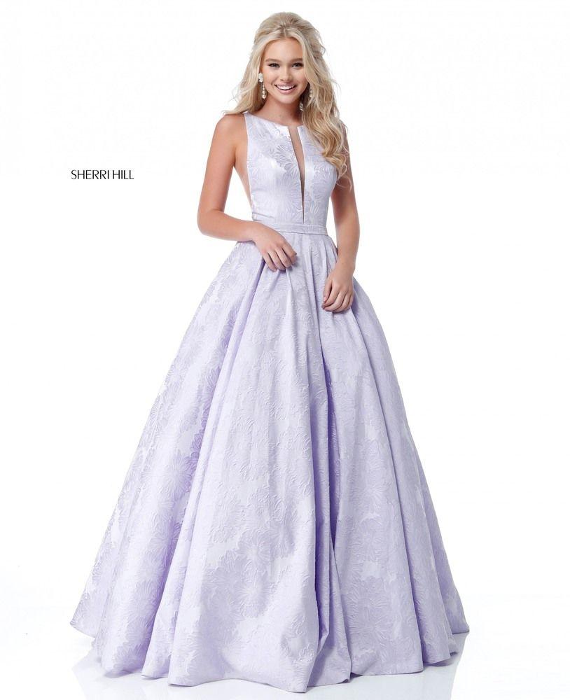 c6b96a5ac23c Sherri Hill #51703   Prom Dresses #promdress   Prom Dresses in 2019 ...